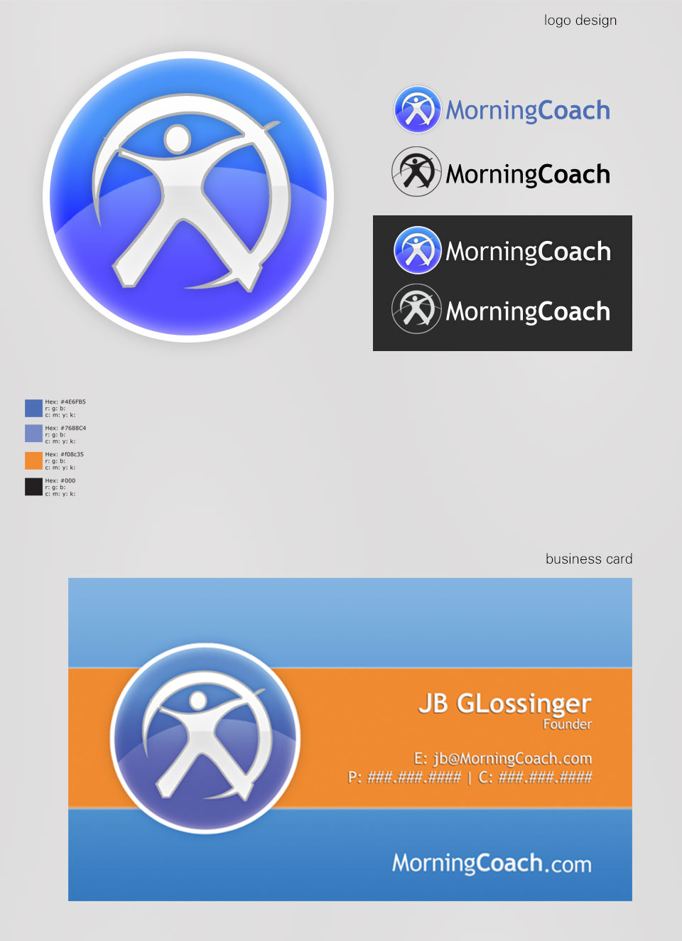 MorningCoach Branding