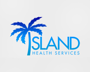 Logo Design : Island Health Services