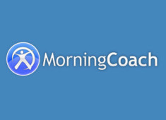 MorningCoach Website + Mobile App