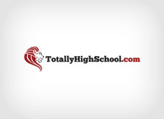 Totally High School Logo